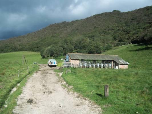 Hacienda En Venta Sur Tarqui Cuenca Azuay Ecuador